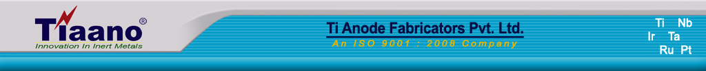 Ti Anode Fabricators Pvt. Ltd.